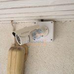 ตัวอย่างงานติดตั้งกล้องวงจรปิดบ้านคุณโบ๊ท